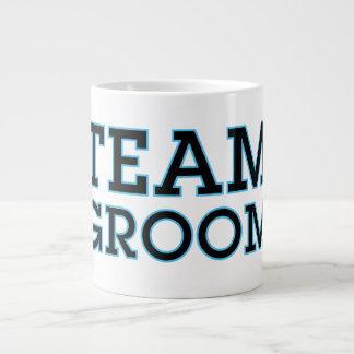 Team Groom Mug Extra Large Mug