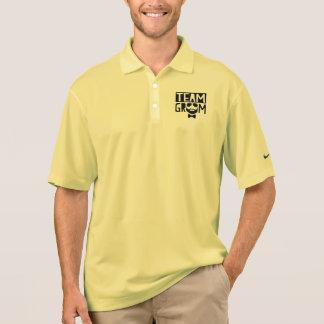 Team Groom Polo Shirt