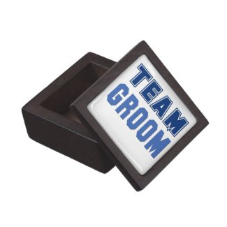Team Groom Premium Gift Box