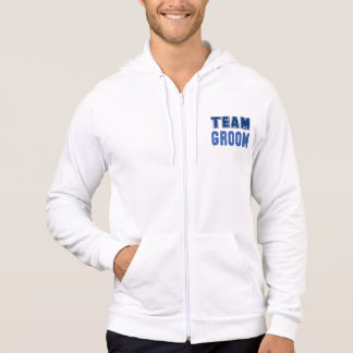 Team Groom Pullover
