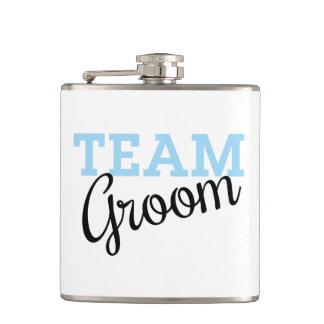Team Groom Script Flask