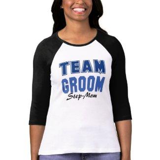 Team Groom T Shirt