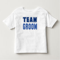 Team Groom Toddler T-shirt