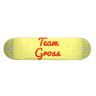 Team Gross Skateboard