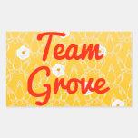 Team Grove Stickers