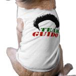 TEAM GUIDO PET TEE SHIRT