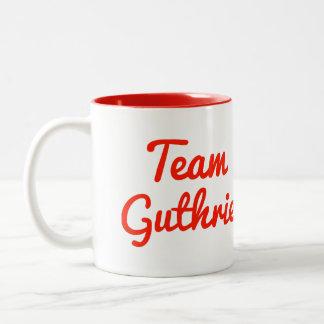 Team Guthrie Coffee Mugs