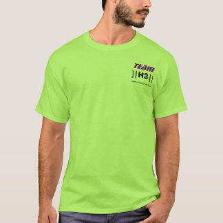 TEAM, ]|H3|[,Flourescent T-Shirt
