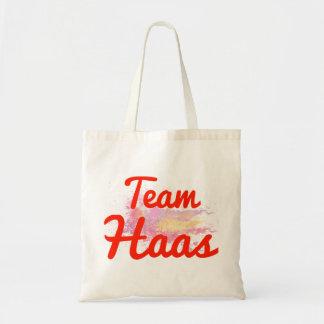 Team Haas Tote Bags