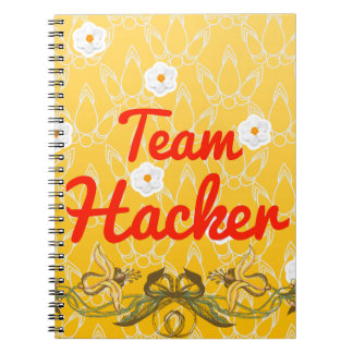 Team Hacker Notebook