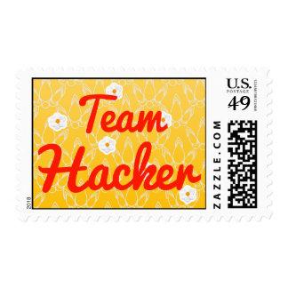 Team Hacker Postage