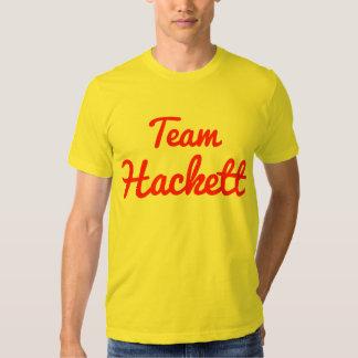 Team Hackett T-shirts
