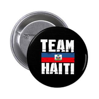 TEAM HAITI BUTTON