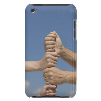 Team Hands on Bat Barely There iPod Covers