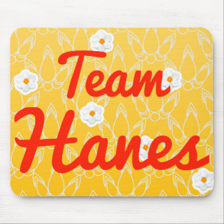 Team Hanes Mouse Pad