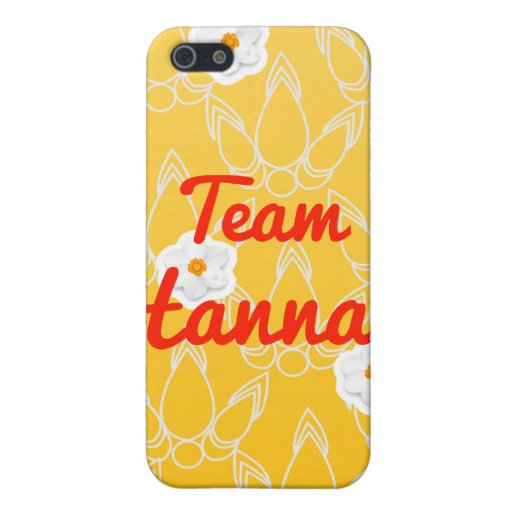 Team Hannah iPhone 5 Covers