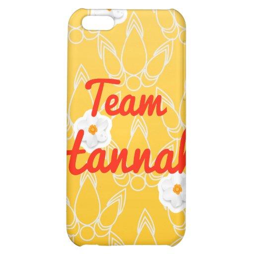 Team Hannah iPhone 5C Cases