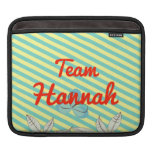 Team Hannah Sleeve For iPads