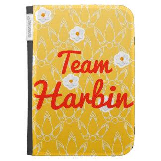 Team Harbin Kindle Folio Cases