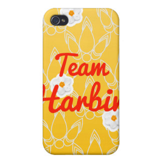 Team Harbin Cases For iPhone 4