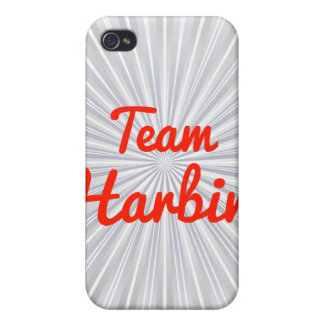 Team Harbin Covers For iPhone 4