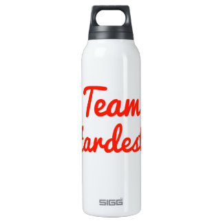 Team Hardesty 16 Oz Insulated SIGG Thermos Water Bottle