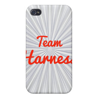 Team Harness iPhone 4 Cases