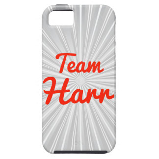 Team Harr iPhone 5 Covers