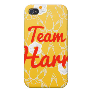 Team Harr iPhone 4 Covers