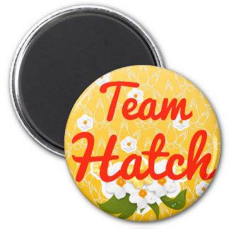 Team Hatch Refrigerator Magnet