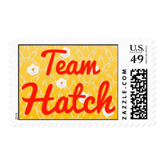 Team Hatch Stamps