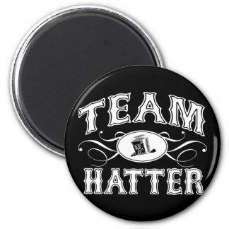 Team Hatter Magnet