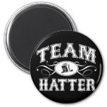Team Hatter Refrigerator Magnets