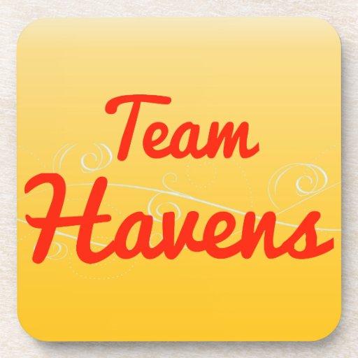 Team Havens Drink Coasters