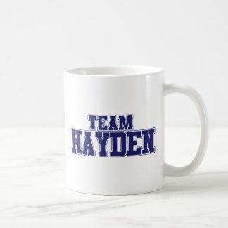 Team Hayden Coffee Mug