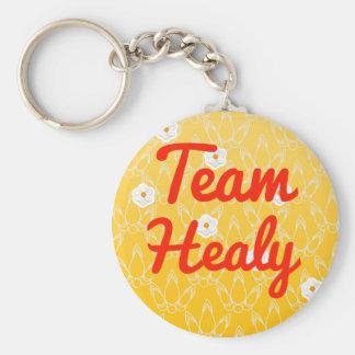 Team Healy Keychain