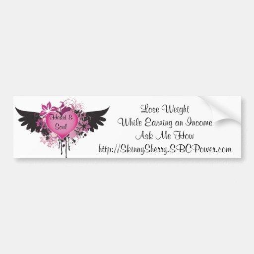 Team Heart & Soul Bumper Stickers