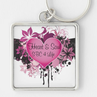 Team Heart & Soul Keychain