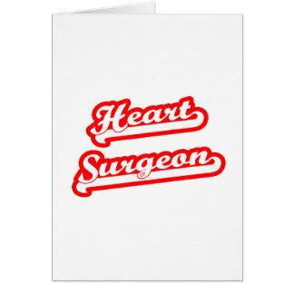 Team Heart Surgeon Card