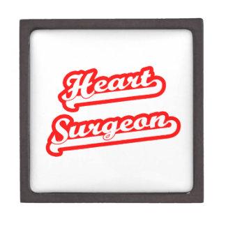 Team Heart Surgeon Premium Trinket Box