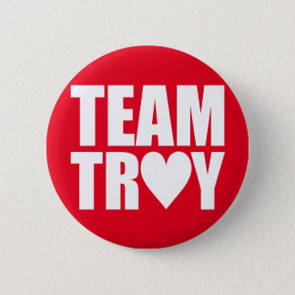 Team Heart Troy Button