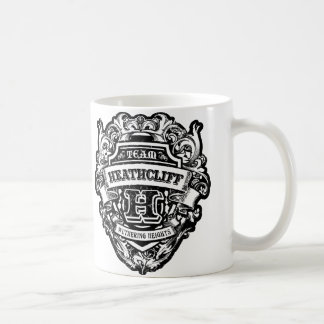 Team Heathcliff Classic White Coffee Mug