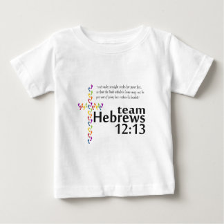Team Hebrews 12:13 for Walk Your A.S. Off Shirts
