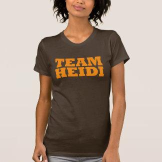 Team Heidi T-shirts & Apparel