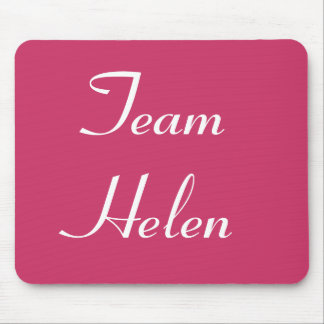 Team Helen Mouse Pad
