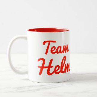 Team Helm Coffee Mug
