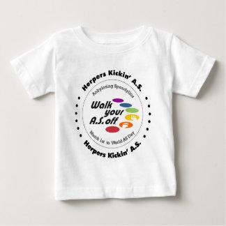 Team Herpers KickinAS 2014 Baby T-Shirt