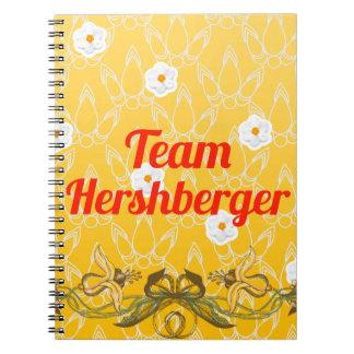 Team Hershberger Notebook