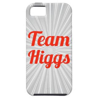 Team Higgs iPhone 5 Cases