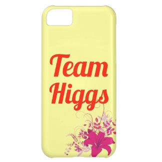 Team Higgs iPhone 5C Cases